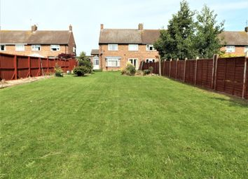 Thumbnail 3 bed semi-detached house for sale in Crown Avenue, Holbeach St. Marks, Holbeach, Spalding
