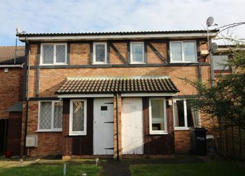 Thumbnail 1 bed property to rent in Swan Mead, Luton