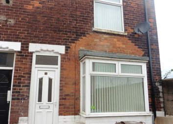Thumbnail 2 bed end terrace house to rent in Florence Grove, Lorraine Street, Hull