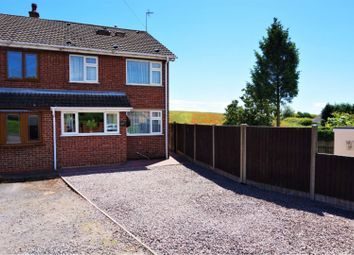 Thumbnail 4 bed semi-detached house for sale in Chapel Street, Oakthorpe, Swadlincote