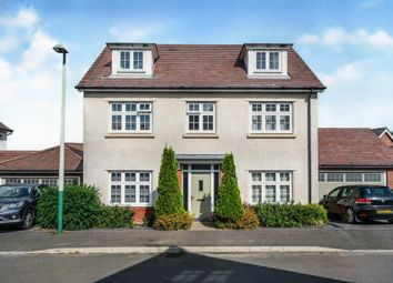 Thumbnail 5 bed detached house for sale in Blacksmith Close, Oakdale, Blackwood
