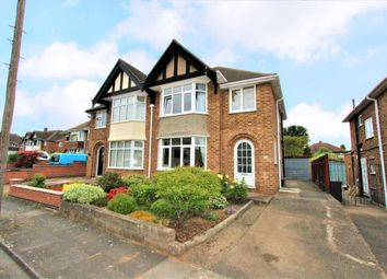 Thumbnail 4 bedroom semi-detached house for sale in Clumber Avenue, Chilwell, Nottingham