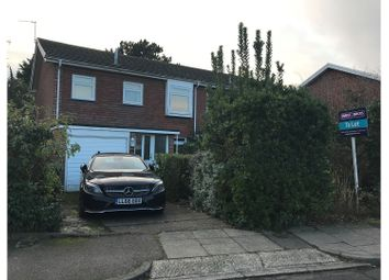 Thumbnail 5 bed semi-detached house to rent in Rushmead Close, Canterbury