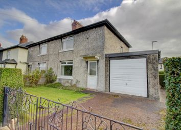 Thumbnail 2 bed semi-detached house for sale in Victoria Terrace, Alnwick