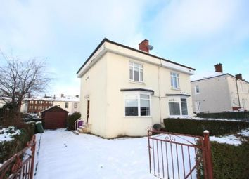 Thumbnail 2 bed semi-detached house for sale in Liberton Street, Riddrie, Glasgow