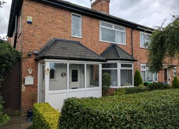 Thumbnail 3 bedroom semi-detached house for sale in Delville Terrace, Wednesbury