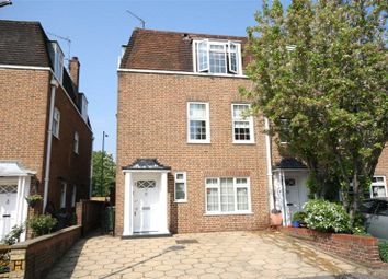Thumbnail 4 bed terraced house to rent in The Marlowes, St Johns Wood
