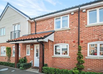 Thumbnail 2 bed terraced house for sale in Waterside Drive, Ditchingham, Bungay, Norfolk