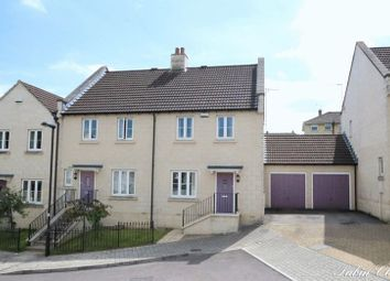 Thumbnail 3 bed terraced house for sale in Sabin Close, Bath
