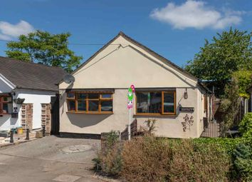 Thumbnail 2 bedroom detached bungalow for sale in Foxlands Close, Stoke-On-Trent
