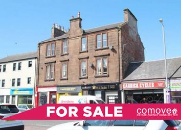 Thumbnail 2 bedroom flat for sale in Main Street, Ayr
