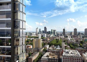 Thumbnail 3 bed flat for sale in City Road, London