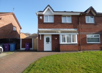 Thumbnail 3 bed property to rent in Abbeyfield Drive, West Derby, Liverpool