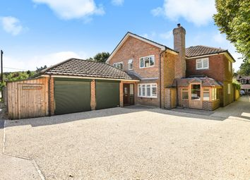 Thumbnail 4 bed detached house for sale in The Fleet, Fittleworth