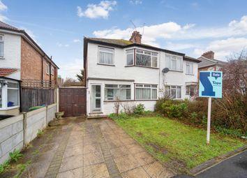 3 bed semi-detached house for sale in Hooking Green, North Harrow, Harrow HA2