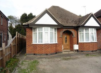 Thumbnail 3 bed detached bungalow for sale in Coventry Road, Hinckley