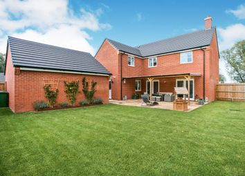 4 bed detached house for sale in Woodside Close, Doddington, March PE15