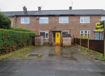 Thumbnail 3 bed terraced house for sale in North Park Road, Bramhall, Stockport
