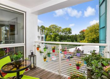 Thumbnail 2 bed flat for sale in Gibson Drive, Kings Hill, West Malling, Kent
