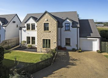 Thumbnail 4 bed town house for sale in The Conifers, Myreriggs Road, Coupar Angus, Blairgowrie