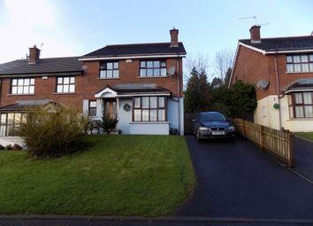 Thumbnail 3 bedroom semi-detached house to rent in Church Glen, Lisburn