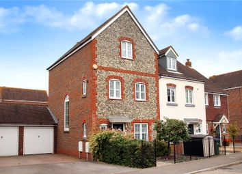 Thumbnail 4 bed semi-detached house for sale in Beech Way, Bramley Green, Angmering, West Sussex