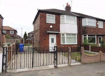 Thumbnail 3 bed semi-detached house to rent in Brogan Street, Gorton, Manchester