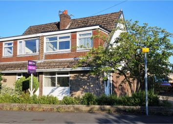 Thumbnail 3 bed semi-detached house for sale in Meadowfield, Fulwood, Preston