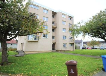 Thumbnail 3 bedroom flat to rent in Tudhope Crescent, Alexandria, West Dunbartonshire