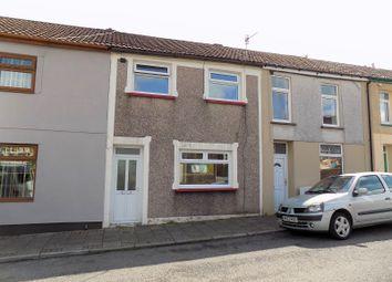 Thumbnail 3 bed terraced house to rent in School Street, Ton Pentre, Pentre, Rhondda, Cynon, Taff.