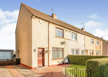 2 bed end terrace house for sale in Gaynor Avenue, Loanhead, Midlothian EH20