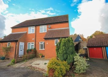 Thumbnail 2 bed semi-detached house to rent in Rough Field, East Grinstead