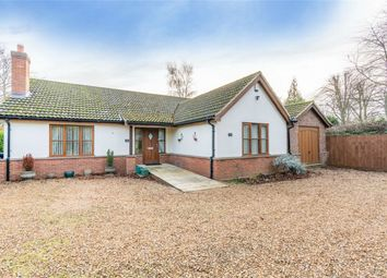 Thumbnail 3 bed detached house for sale in The Grove, Hartford, Huntingdon