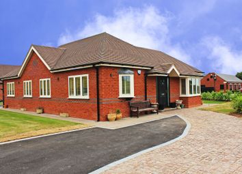 Thumbnail 1 bed semi-detached bungalow to rent in Lilley Green Road, Alvechurch, Birmingham, West Midlands