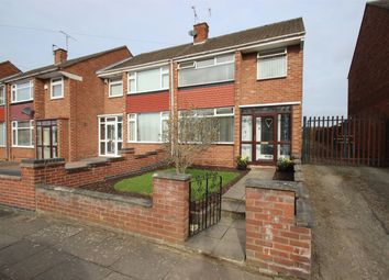 Thumbnail 3 bedroom end terrace house for sale in Armscott Road, Wyken, Coventry