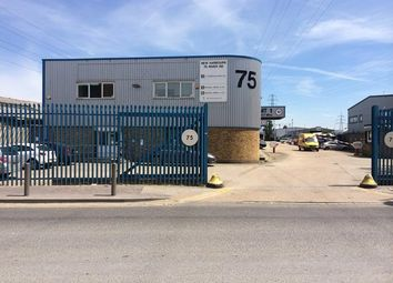 Thumbnail Light industrial to let in Unit 1 & 2, 75 River Road, Barking, Essex