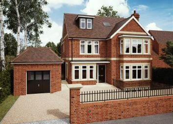 Thumbnail 6 bed detached house for sale in Hill Top Road, Oxford