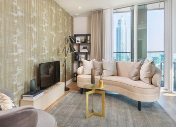 Thumbnail 3 bed flat for sale in Nine Elms Point, London