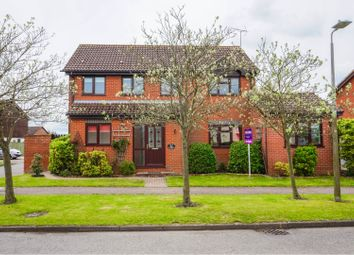 Thumbnail 4 bed detached house for sale in Foxhill, Olney