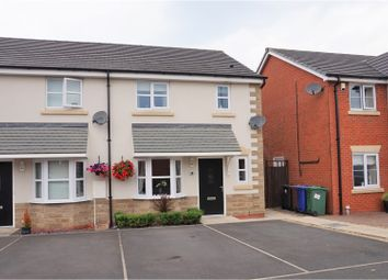 Thumbnail 3 bed mews house for sale in Hazel Close, Clayton-Le-Woods, Chorley