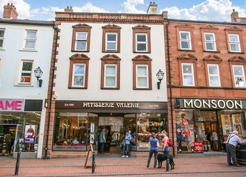 Thumbnail 1 bed flat for sale in Hodgsons Court Scotch Street, Carlisle