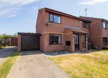 Thumbnail 2 bed town house for sale in California Drive, Catcliffe, Rotherham