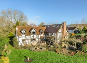 Thumbnail 5 bedroom detached house for sale in Clungunford, Craven Arms, Shropshire