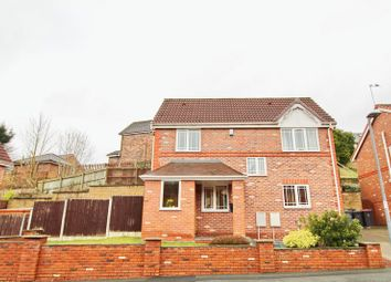 Thumbnail 3 bed detached house for sale in Border Brook Lane, Worsley, Manchester
