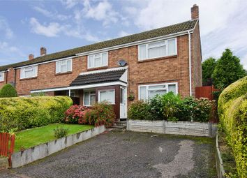 Thumbnail 3 bed semi-detached house for sale in Oakenfield, Lichfield