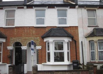 Thumbnail 3 bed terraced house to rent in Belmont Road, London