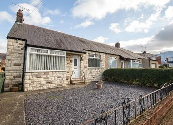 Thumbnail 2 bedroom semi-detached bungalow for sale in Brunton Avenue, Fawdon, Newcastle Upon Tyne