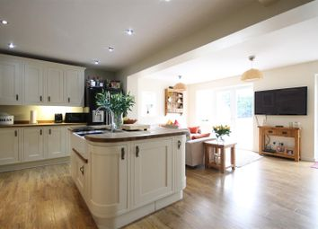 Thumbnail 4 bed detached house for sale in The Green, Hasland, Chesterfield