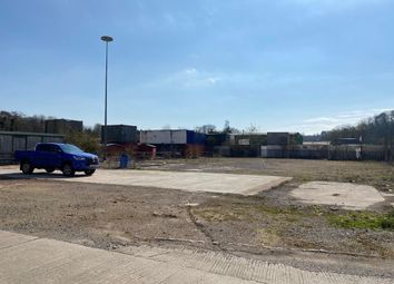 Thumbnail Light industrial to let in Secure Compound, Trewsfield Industrial Estate, Tondu Road, Bridgend