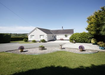 Thumbnail 4 bed bungalow for sale in Meillion, Lon Benllech, Pentraeth